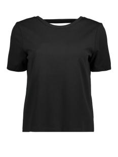 Jacqueline de Yong T-shirt JDYCATIA S/S TOP JRS 15152800 Black