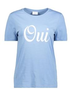 Vila T-shirt VIDONNA S/S T-SHIRT 14048254 Allure