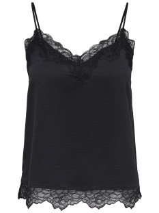 Only Top onlHAPPY SINGLET NOOS WVN 15156377 Black