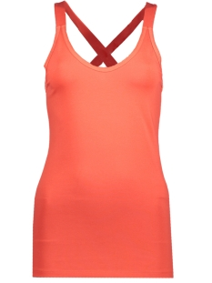 10 Days Top 207008102 FLUOR RED