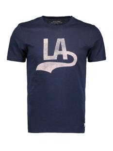 Jack & Jones T-shirt JPRPOWER TEE CREW NECK 4 18 12143483 Navy Blazer