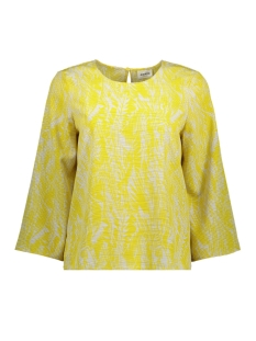 Vero Moda Blouse VMCITY 3/4 TOP GA 10198880 Birch/Palm/Super
