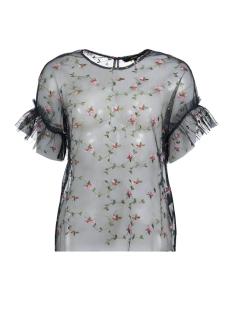 Vero Moda T-shirt VMKELLY SS TOP 10198363 Night Sky/All Over