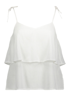 Noisy may Top NMEVELYNN SINGLET 4 27002841 Bright White