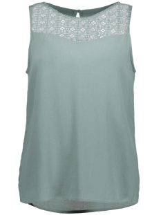 Only Top onlCANNES LACE TOP WVN 15158253 Chinois Green