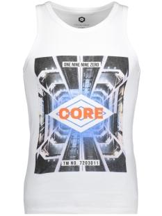 Jack & Jones T-shirt JCOSENT TANK TOP NL 12141250 White