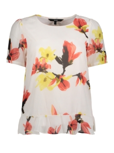 Vero Moda T-shirt VMKATY SS TOP ATT 10204899 Pristine AOP/KATY SS TOP