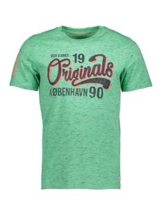 Jack & Jones T-shirt JORNEWSPYFLY TEE SS CREW NECK 12141702 Spring Bud