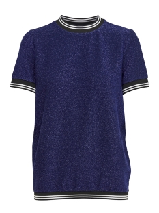 Only T-shirt onlGLAM SPORT S/S T-SHIRT JRS 15169690 Blueprint