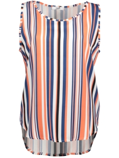 Luba Top FRANCIS TOP RED NAVY