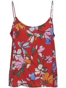 Jacqueline de Yong Top JDYCHILI SINGLET RET WVN 15162099 High Risk Red/Flower
