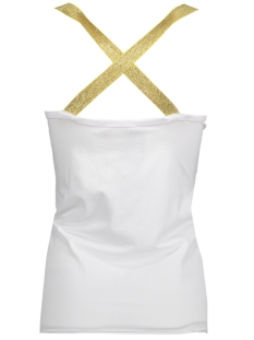 0518-0436 smith & soul top whiter/gold