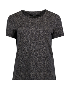Vero Moda T-shirt VMDOT S/S TOP BOO 10199204 Night Sky/DOT