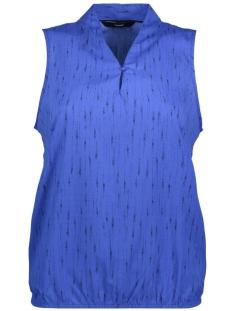 Vero Moda Top VMKAIZA SL TOP BOO 10199154 Mazarine Blue/KAIZA PRINT