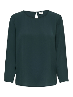 Jacqueline de Yong T-shirt JDYEDWIND 7/8 PLAIN TOP WVN FS 15169622 Ponderosa Pine