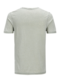 jorhero tee ss crew neck 12121150 jack & jones t-shirt iceberg green/slim