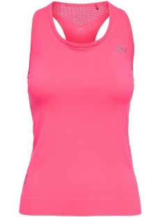 Only Play Sport top onpCHRISTINA SEAMLESS SL TOP - OPUS 15135328 Neon Punk