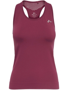 Only Play Sport top onpCHRISTINA SEAMLESS SL TOP - OPUS 15135328 Rhododendron