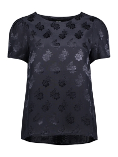 Vero Moda T-shirt VMKEIKO JAC S/S TOP D2-5 10205273 NIGHT SKY