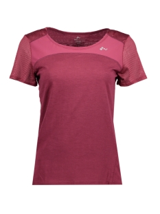Only Play Sport shirt onpDAN TRAINING SS TEE 15154974 Rhododendron