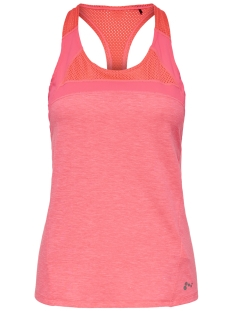 Only Play Sport top onpDAN TRAINING TANK TOP 15154973 Neon Punk
