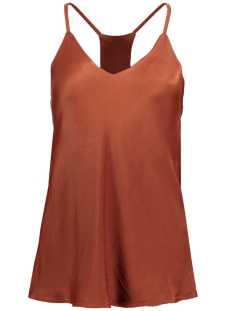 Luba Top FEM TOP ROEST