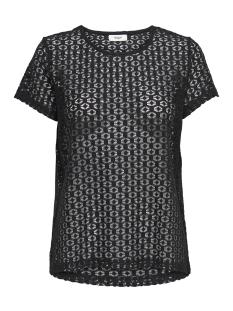 Jacqueline de Yong T-shirt JDYNEW TAG S/S LACE TOP JRS 15167279 Black/LACE 1