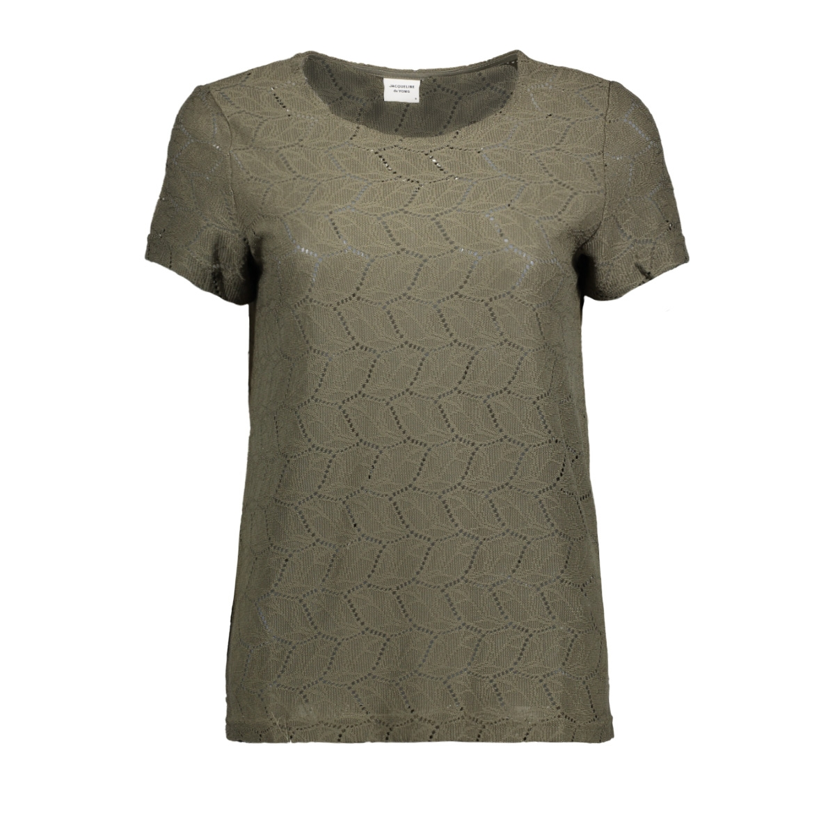 jdytag s/s lace top jrs rpt2 noos 15152331 jacqueline de yong t-shirt kalamata