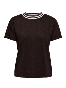 Only T-shirt onlALLEY S/S TOP JRS 15161531 Port Royale
