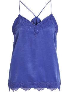Vila Top VIAMINE SINGLET 14048870 Clematis Blue