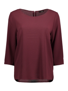 Only Blouse onlVIC 3/4 SOLID TOP NOOS WVN 15150195 Port Royale