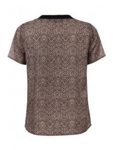 karin top dayz t-shirt green multi