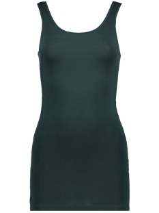 Only Top onlLIVE LOVE NEW LONG TANK TOP JRS 15175410 Green Gabies