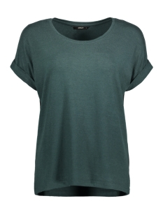 Only T-shirt onlMOSTER S/S O-NECK TOP NOOS JRS 15106662 Green Gables