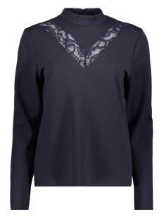 Only T-shirt onlARUNA L/S TOP JRS 15164925 Night Sky