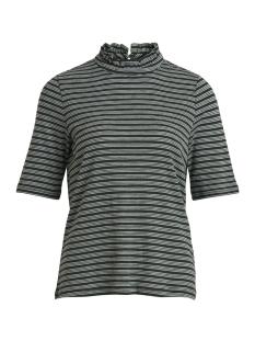 Object T-shirt OBJDEBBIE 2/4 TOP .I 99 23027641 Pine Grove