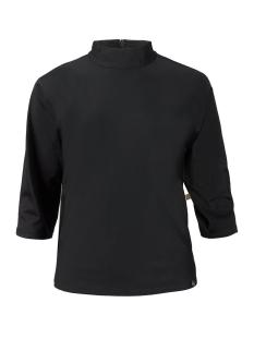 Zusss T-shirt 03ST18n Azw ZWART