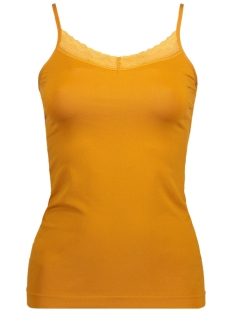 Vero Moda Top VMAMELIA SEAMLESS SINGLET COLOR 10212250 Thai Curry