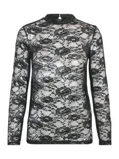 Saint Tropez T-shirt TOP WITH STRETCH LACE P1588 0001