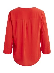 objbay 3/4 top seasonal 23028024 object t-shirt fiery red