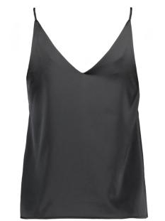 vmfanni lace singlet ga 10205833 vero moda top black/black lace