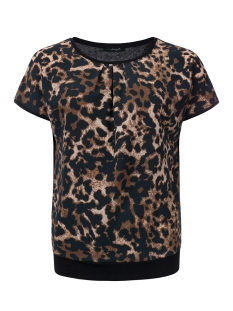 Dayz T-shirt NOELLE ANIMAL BLACK MULTI