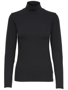 Jacqueline de Yong T-shirt JDYAVA L/S TURTLENECK JRS 15165633 Black