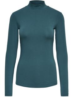 Jacqueline de Yong T-shirt JDYAVA L/S TURTLENECK JRS 15165633 Legion Blue