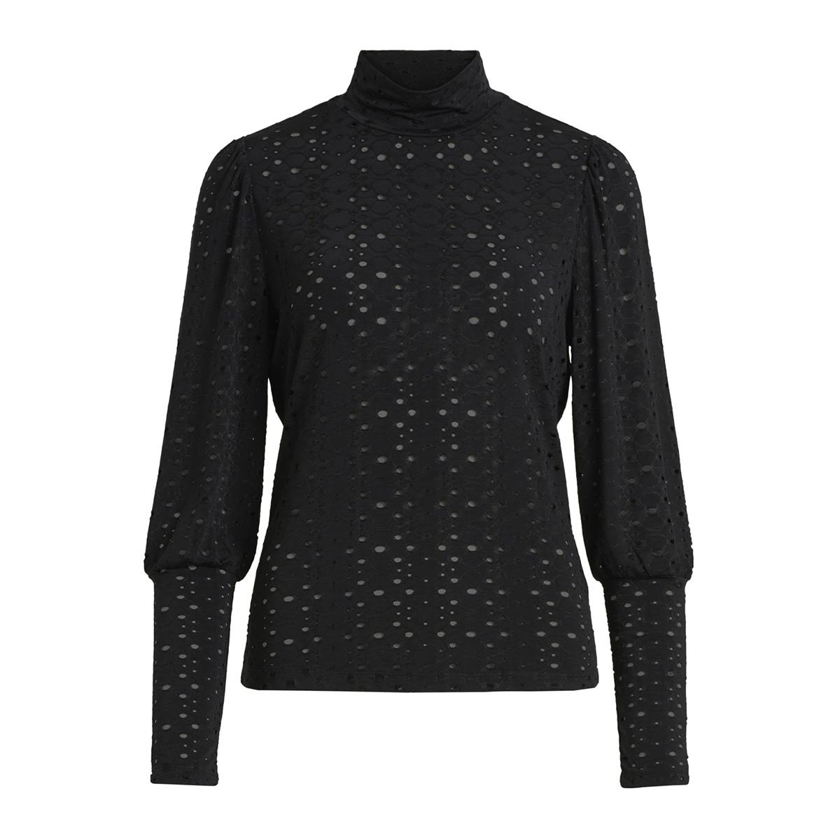 objmallory l/s top 99 23027730 object t-shirt black