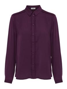 Jacqueline de Yong Blouse JDYGRACE L/S SHIRT WVN NL 15164045 Potent Purple