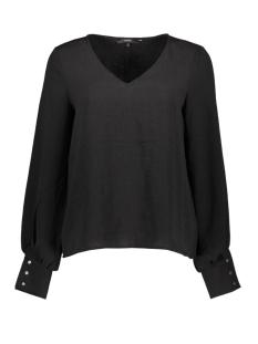 Vero Moda T-shirt VMGULLAN LS TOP 10206274 Black