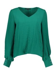 Vero Moda T-shirt VMGULLAN LS TOP 10206274 Alpine Green