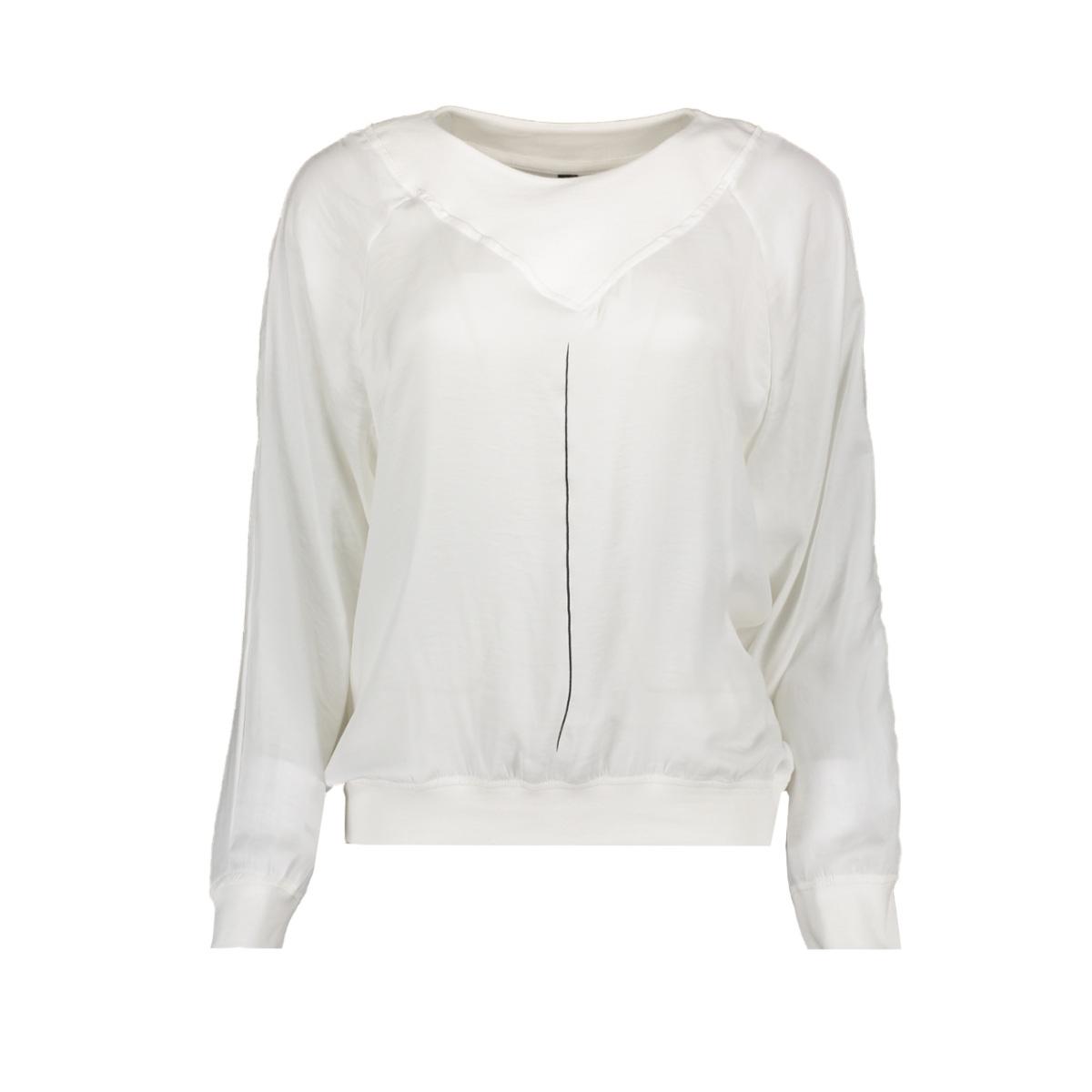208208104 10 days blouse ecru