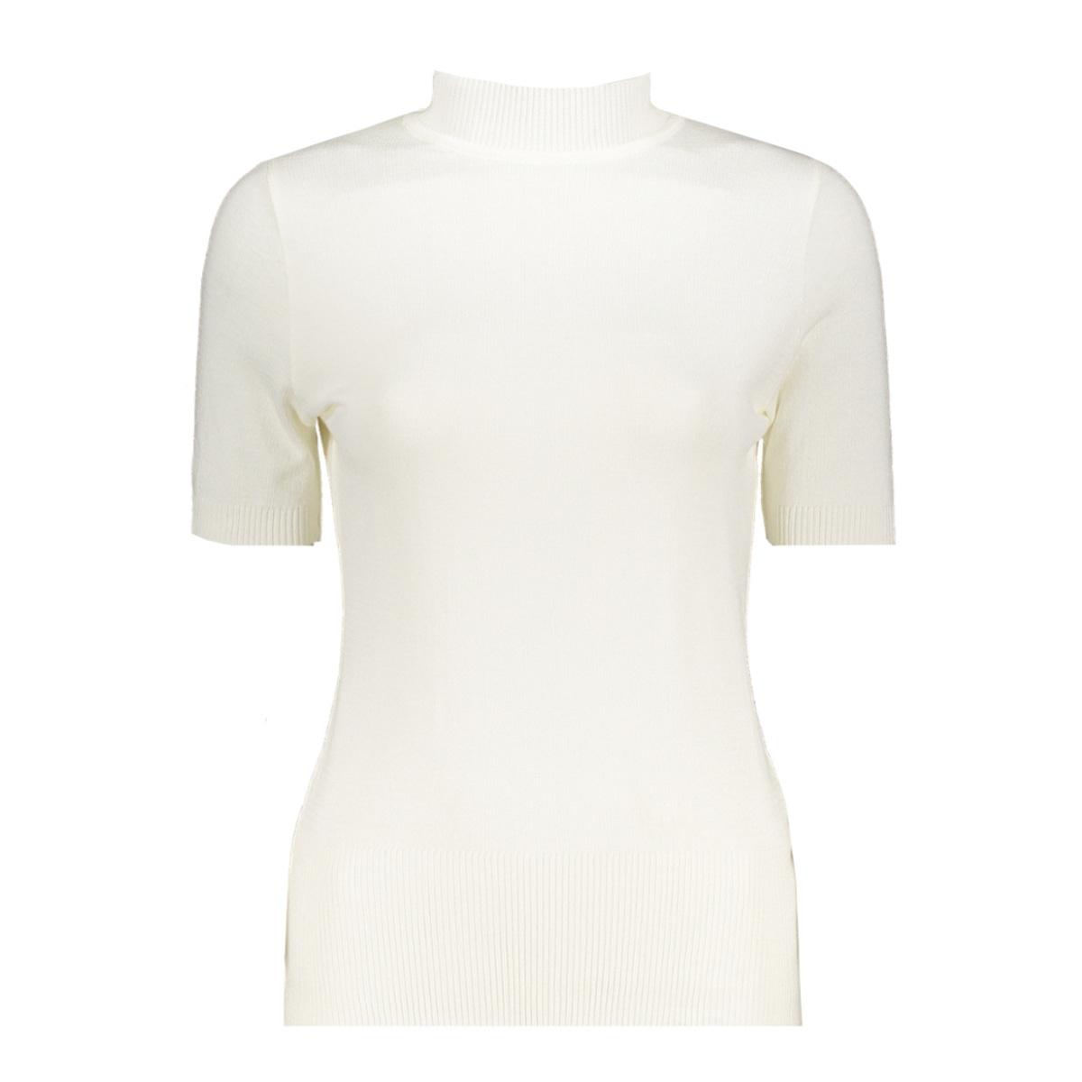 marnix short sleeve rollneck zoso t-shirt off white